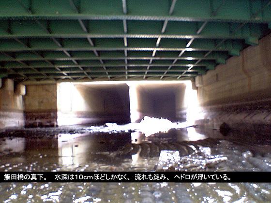 飯田橋の真下